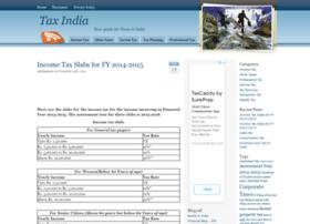 tax-india.com