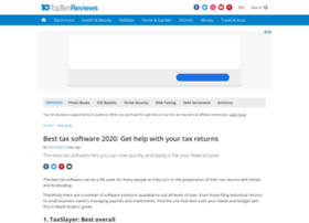 tax-software-review.toptenreviews.com