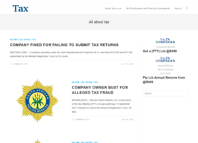 tax.co.za