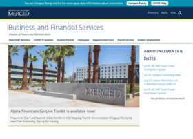 tax.ucmerced.edu