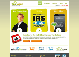 tax4868.com