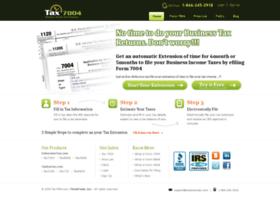 tax7004.com