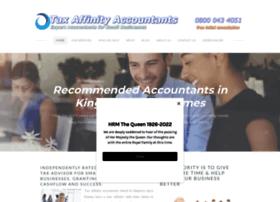 taxaffinity.com