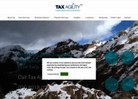 taxagility.com