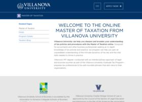 taxation.villanova.edu