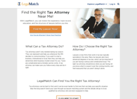 taxattorneys.legalmatch.com