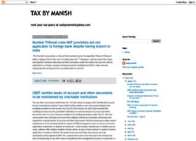 taxbymanish.blogspot.in