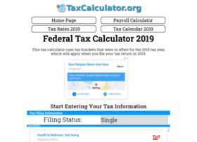 taxcalculator.org