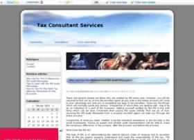 taxconsultantservices.eklablog.com