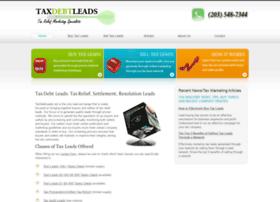 taxdebtleads.net