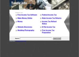 taxdir.info