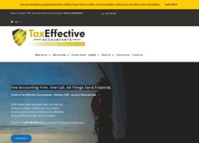 taxeffective.com.au