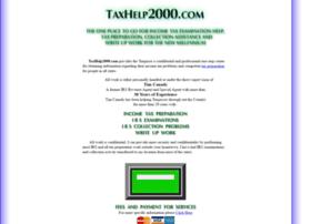 taxhelp2000.com