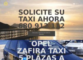 taxi-aguilas.com