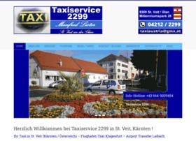 taxi-austria.com
