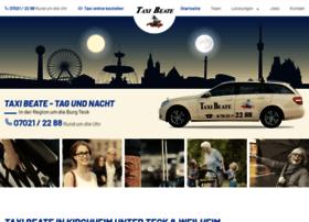 taxi-beate.de