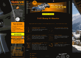 taxi-bourg-st-maurice.net