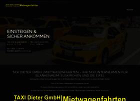 taxi-dieter-gmbh.de