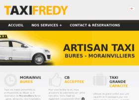 taxi-fredy.fr