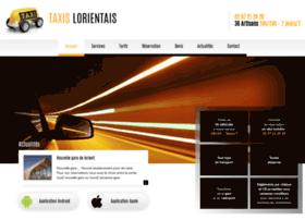 taxi-lorientais.com