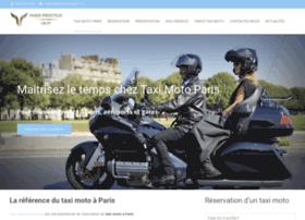 taxi-motos-paris.com