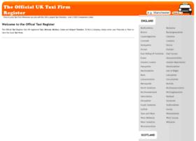 taxi-register.com