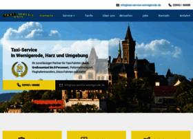 taxi-service-wernigerode.de