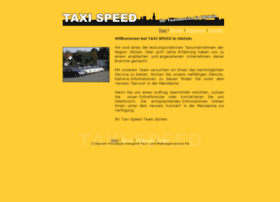 taxi-speed.com