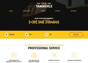 taxi-tammerle.com