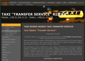 taxi-transferservice.hr