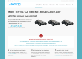 taxi33.fr