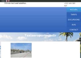 taxiaeroportagadir.com