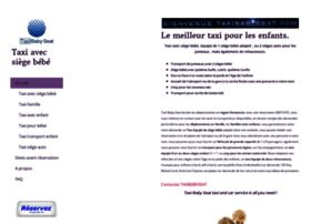 taxibabyseat.com