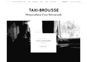 taxibrousse.ca