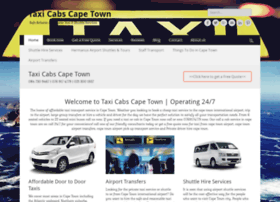 taxicabscapetown.co.za