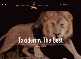 taxidermythebest.com