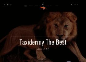 taxidermythebest.com