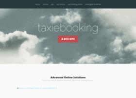 taxiebooking.bcz.com