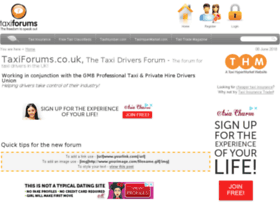 taxiforums.co.uk