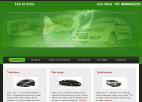 taxiinindia.co.in
