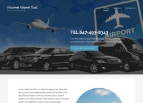 taxilimotorontopearson.com
