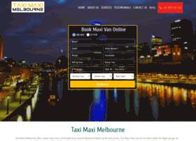 taximaximelbourne.com.au