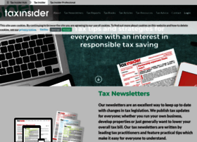 taxinsider.co.uk