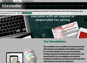 taxinsider.co.uk
