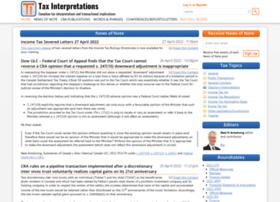taxinterpretations.com