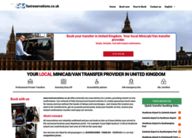 taxireservations.co.uk