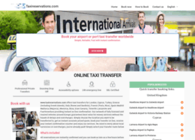 taxireservations.com