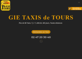 taxis-tours.fr