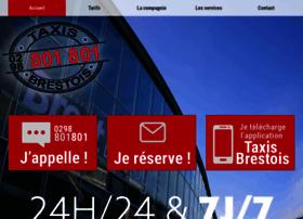 taxisbrestois.com