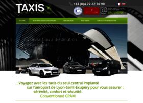 taxislyonaeroport.com